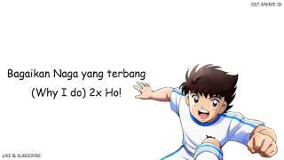 Bikin Kangen!! Ini dia Lagu Pembuka Captain Tsubasa Jadul versi Indonesia (Lirik HD)