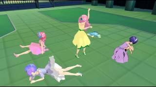 Download Harlem shake [My little pony] +DL MP3 song and Music Video