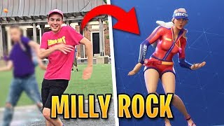 *NEW* Fortnite Season 5 Dances in Real Life! | Fortnite Best Moments #82