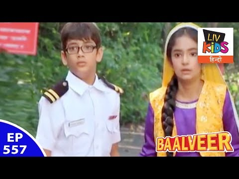 Baal Veer - बालवीर - Episode 557 - Manav And Meher Face The Tiger thumbnail