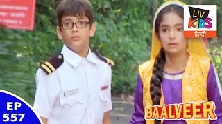 Baal Veer - बालवीर - Episode 557 - Manav And Meher Face The Tiger