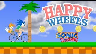 SONIC HAPPY WHEELS MADNESS!
