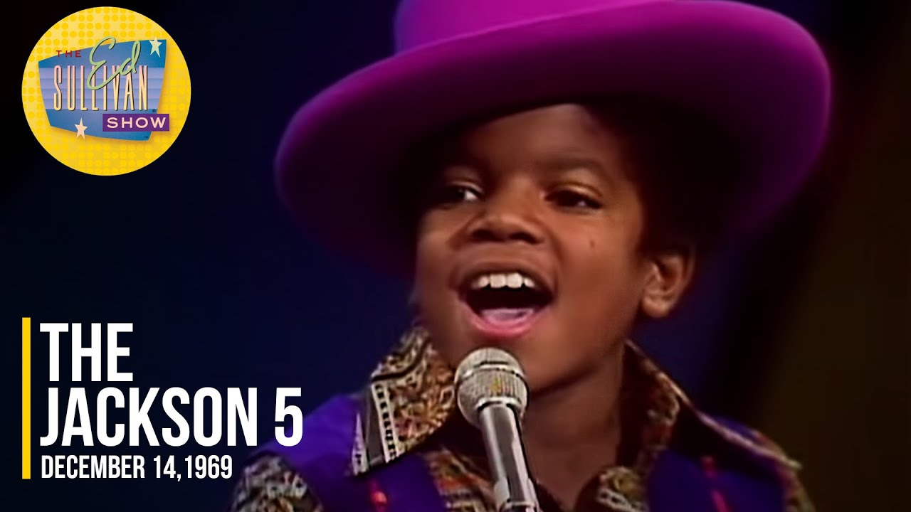 """Download The Jackson 5 """"Medley: Stand!, Who's Loving You, I Want You Back"""" on The Ed Sullivan Show"""