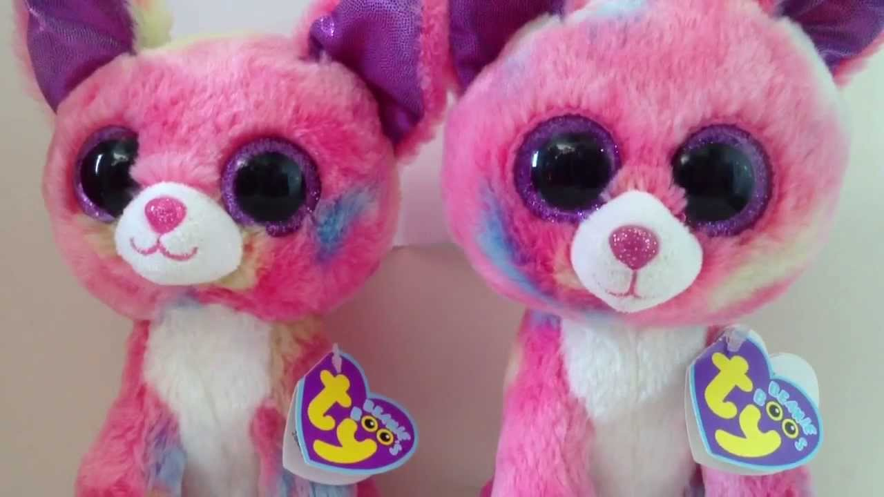 044f4907d4e The Difference Between the Beanie Boos Duchess and Cancun - YouTube