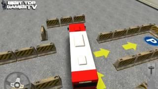 Bus Parking 3D - Simulator Game GamePlay Trailer screenshot 4