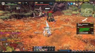 Aura Kingdom Tachi (katana, 太刀) class gameplay