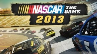 NASCAR 13 PC G25 Gameplay HD