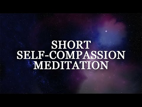 Simple Guided Meditation for Mindfulness and Self-Compassion