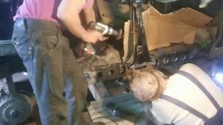 ваз 2115 заміна порогів і ремонт днища