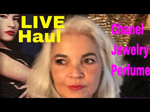 LIVE Thrift Haul Jewelry Show & Tell Goodwill Finds & Stories
