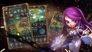 Idle Diablo Gameplay Trailer ANDROID GAMES on GplayG