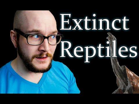 Top 5 Craziest Extinct Reptiles