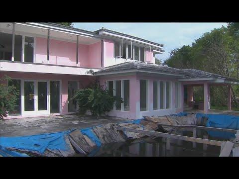 What lies beneath former Miami Beach home of Pablo Escobar?