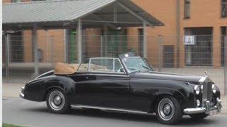 Rolls-Royce Silver Cloud Rally Tintin Musée Hergé