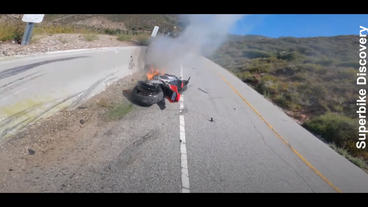 Extremely Close Calls, Road Rage, Crashes & Scary Motorcycle Accidents [EP #228]