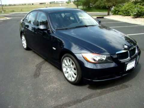 2007 bmw 328xi awd with sport, premium packages & navigation from