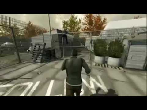 Tom Clancys Splinter Cell: Conviction: Akrobatik - Trailer