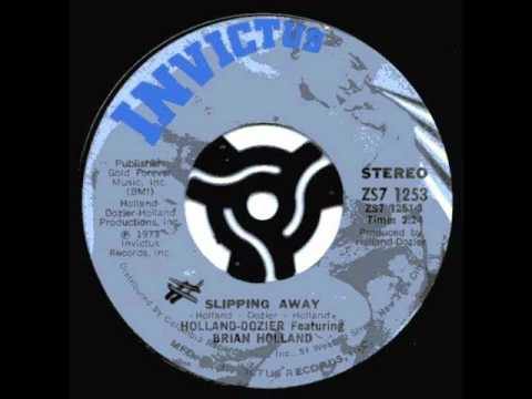 HOLLAND - DOZIER featuring BRIAN HOLLAND  -  Slipping away