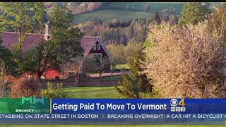 Vermont Will Pay People $10,000 To Move There And Work Remotely