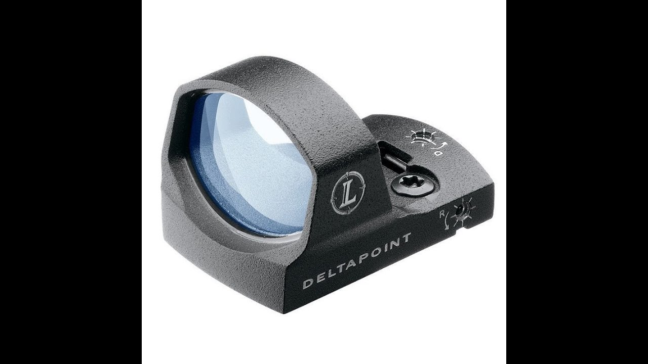 Leupold Deltapoint 3 5 MOA Red Dot Review