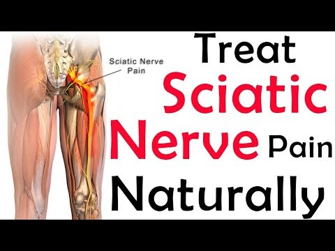 Sciatica Treatment How To Cure SCIATICA NERVE PAIN Naturally 5 Powerful Herbal Remedies For Sciatica