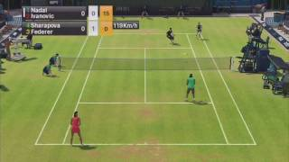 Virtua Tennis 2009 (Wii) Dev Diary