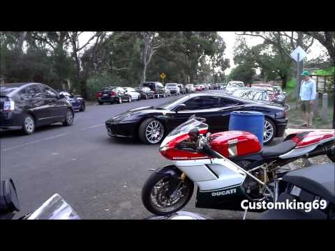 Ferrari Owners Club Concours - Part 3 of 3
