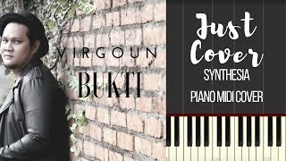 Virgoun - Bukti | Synthesia | Piano Midi Cover