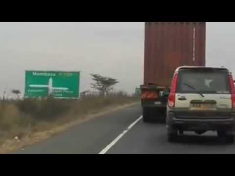 "Nairobi to Mombasa ""Driving Adventure"" 