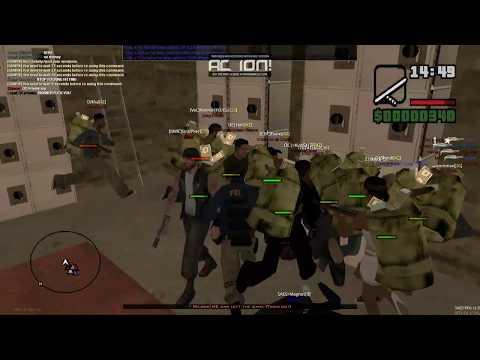 SAES RPG  MTA SA  FBI Arrests By Zizou 777 #2