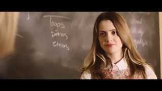 A Sort of Homecoming -- Amy (Laura Marano) explains policy debate (Sneak Peek)
