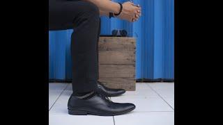 PAULMAY Sepatu Formal Pria Madrid 94