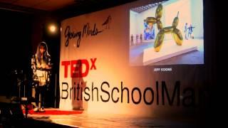 Let's Make Weird Songs | Reese Lansangan | TEDxBritishSchoolManila