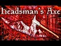 Skyrim SE - Headsman's Axe - Unique Weapon Guide