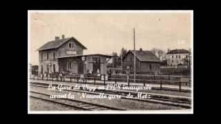 Chemin de Fer Touristique de la Vallée de la Canner 57 France .wmv