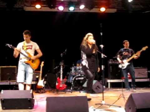 Welcome To The Jungle - Concierto escuela de musica zaragoza 2011