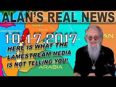 Alan's Real News   October 17, 2017