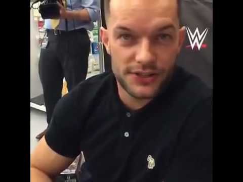 Finn Balor Is At Toys R Us In The Bronx Youtube