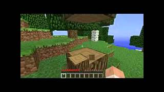 How to make a crafting table ( minecraft helper ) part. 1