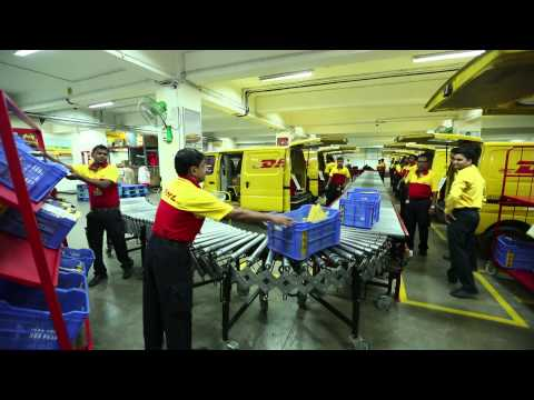 Make in India - DHL