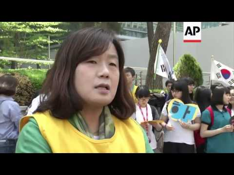 Osaka mayor's comments sparks condemnation from protesters