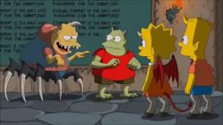 La Escuela Del Infierno (Parte 1/2) Los Simpson