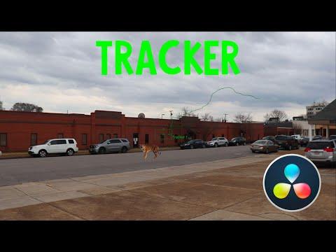 Davinci Resolve Tracker Node