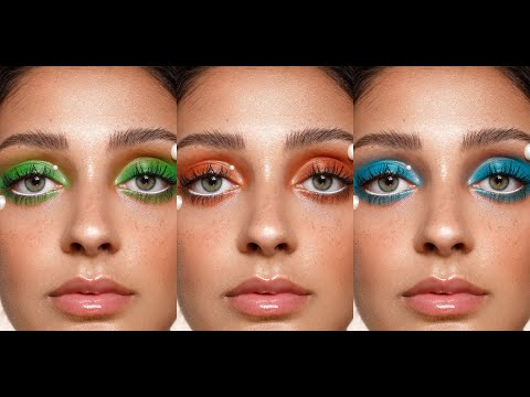 How To Change Makeup Colors In Photoshop - Quick And Easy Beauty Editing