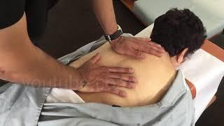 FUSED lumbar spine and pelvis adjustment HELPS Grandma - Dr. Rahim Chiropractic