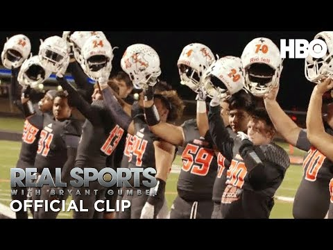A Texas Town Devastated Turns to Football | Real Sports w/ Bryant Gumbel | HBO