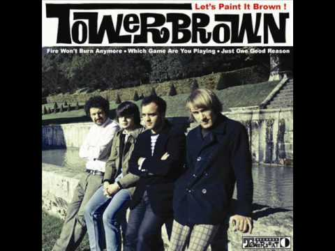 Towerbrown - Just one good reason - Towerbeat Records RnB Mod Freakbeat EP