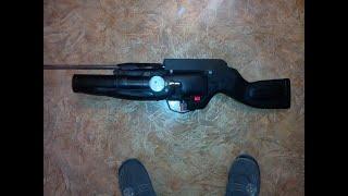 РСР винтовка своими руками , самодельная пневматика полуавтомат . Do-it-yourself air rifle