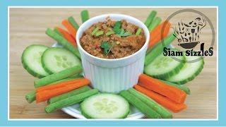 Nam Prik Ong Recipe (spicy Tomato And Pork Chilli Dip)