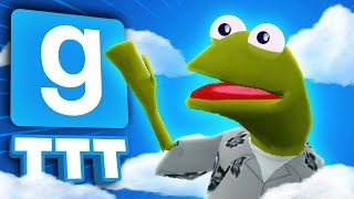 HE JUST WANTS TO FLY!   Gmod TTT